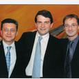 Avec Thierry Solère et Guillaume Gardillou