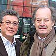 Avec Jean-Marie Rouart