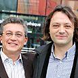 Avec Denis Roulleau