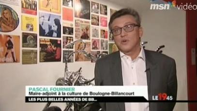 Pascal Fournier au JT de M6