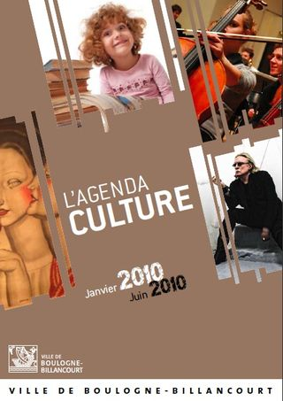 Agenda culture - 1 - 2010