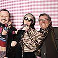 Henry-Jean Servat, Isabelle Adjani, Pascal Fournier.