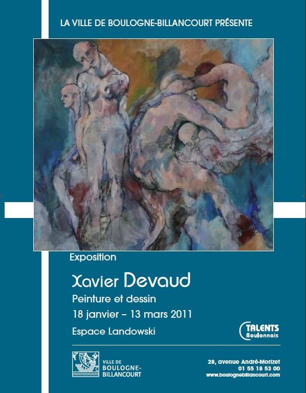 Xavier Devaud